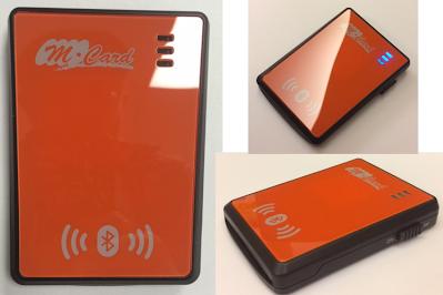 BT533 Bluetooth NFC Reader - Mobile smart card solution